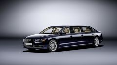 Audi A8L Extended  - Immagine: 6