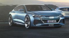 Audi A9 e-tron, nel 2024 l'elettrica rivale di Mercedes EQS? - Immagine: 1