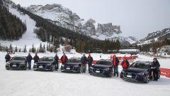 Con l'Audi RS 4 alla 20quattro ore delle Alpi 2018 - Immagine: 2