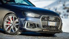 Con l'Audi RS 4 alla 20quattro ore delle Alpi 2018 - Immagine: 6