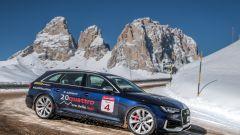 Con l'Audi RS 4 alla 20quattro ore delle Alpi 2018 - Immagine: 7