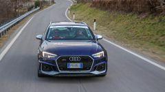 Con l'Audi RS 4 alla 20quattro ore delle Alpi 2018 - Immagine: 14