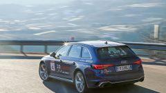 Con l'Audi RS 4 alla 20quattro ore delle Alpi 2018 - Immagine: 13