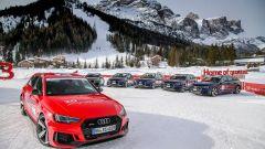 Con l'Audi RS 4 alla 20quattro ore delle Alpi 2018 - Immagine: 20
