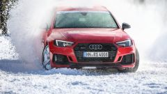 Con l'Audi RS 4 alla 20quattro ore delle Alpi 2018 - Immagine: 1