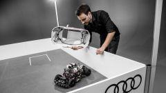 Audi AI, Klara è un concentrato di tecnologia avanzata
