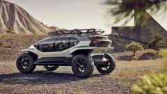 Audi AI Trail Quattro, elettrico e autonomo