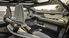 Audi AI Trail Quattro, gli interni