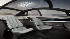 Audi Aicon, abitacolo 2+2