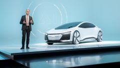 Audi Aicon Concept al Salone dell'auto di Francoforte 2017