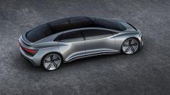 Audi Aicon, il concept a Francoforte 2017