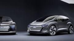 Audi AI:ME concept (2019): prefigura nuova Audi A2 e-tron?