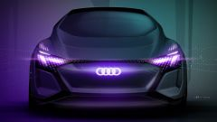 Audi AI:ME concept: il frontale