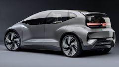 Audi AI:ME concept: vista di 3/4 posteriore