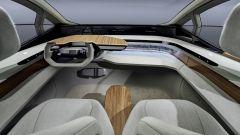 Audi AI:ME, gli interni della concept