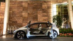 Audi AI:ME, la concept a guida autonoma sulla Strip di Vegas