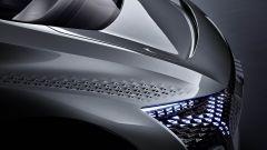 Audi AI:MI concept, dettaglio del cofano