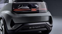 Audi AI:MI concept, dettaglio del posteriore