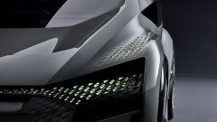 Audi AI:MI concept, i fari comunicano ai pedoni con differenti giochi di luci e colori (1)