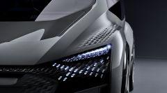 Audi AI:MI concept, i fari comunicano ai pedoni con differenti giochi di luci e colori (3)