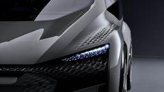 Audi AI:MI concept, i fari comunicano ai pedoni con differenti giochi di luci e colori (4)