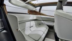 Audi AI:MI concept, i sedili posteriori