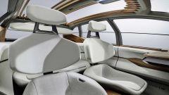 Audi AI:MI concept, i sedili