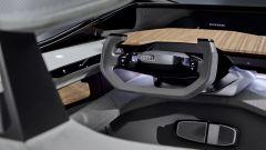 Audi AI:MI concept, il volante a scomparsa