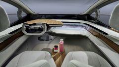 Audi AI:MI concept, la plancia