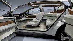 Audi AI:MI concept: le porte si aprono a libro