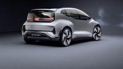 Audi AI:MI concept, vista 3/4 posteriore