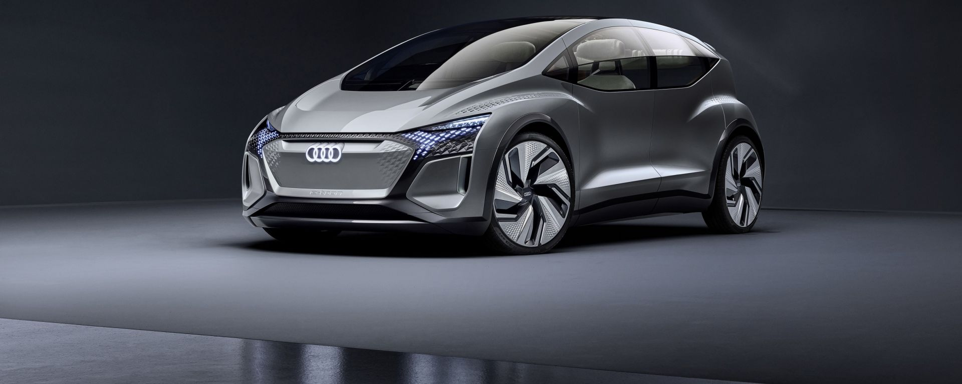 Audi AI:MI concept