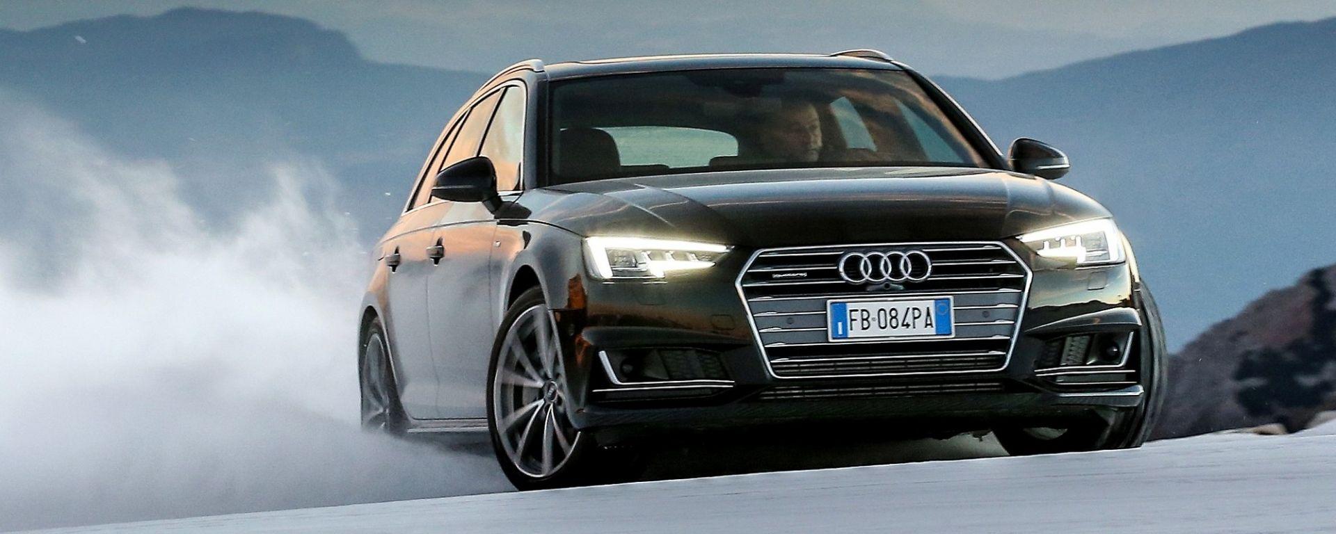 Audi A4 e A6: arriva l'allestimento quattro Edition
