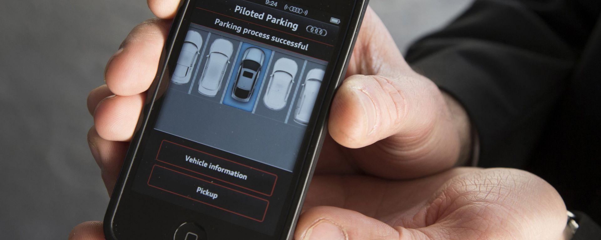 Audi Auto Parking