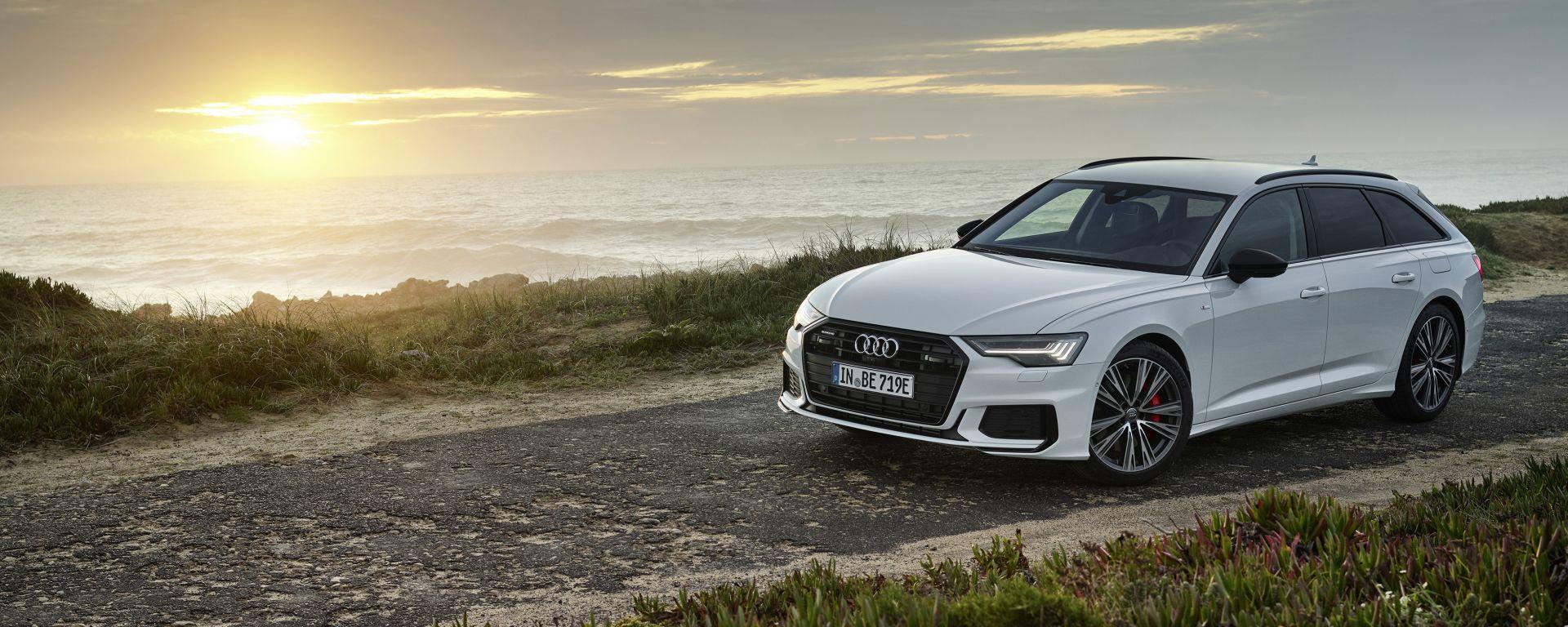 Audi Avant TFSI e quattro arriverà nel terzo trimestre 2020