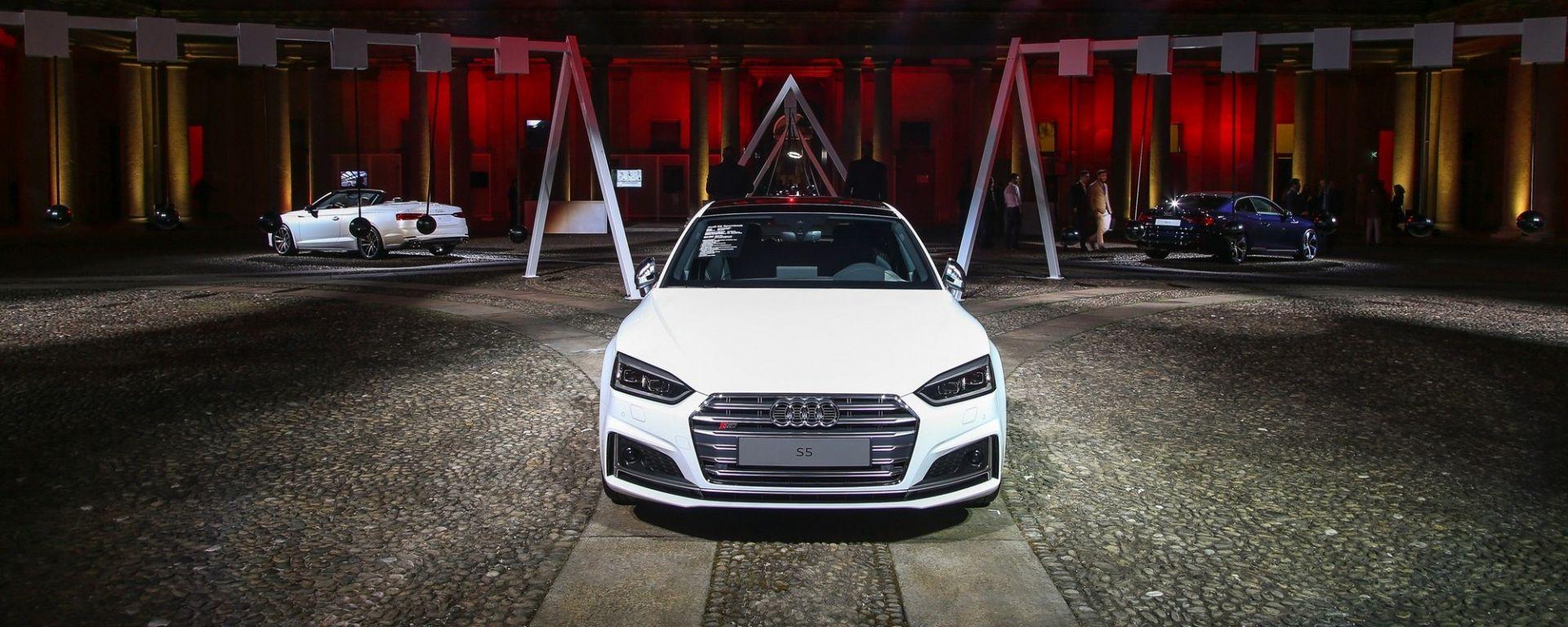 Audi City Lab: S5 Cabriolet in anteprima nazionale
