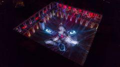 Audi City Lab: si accende il chiostro del Seminario Arcivescovile