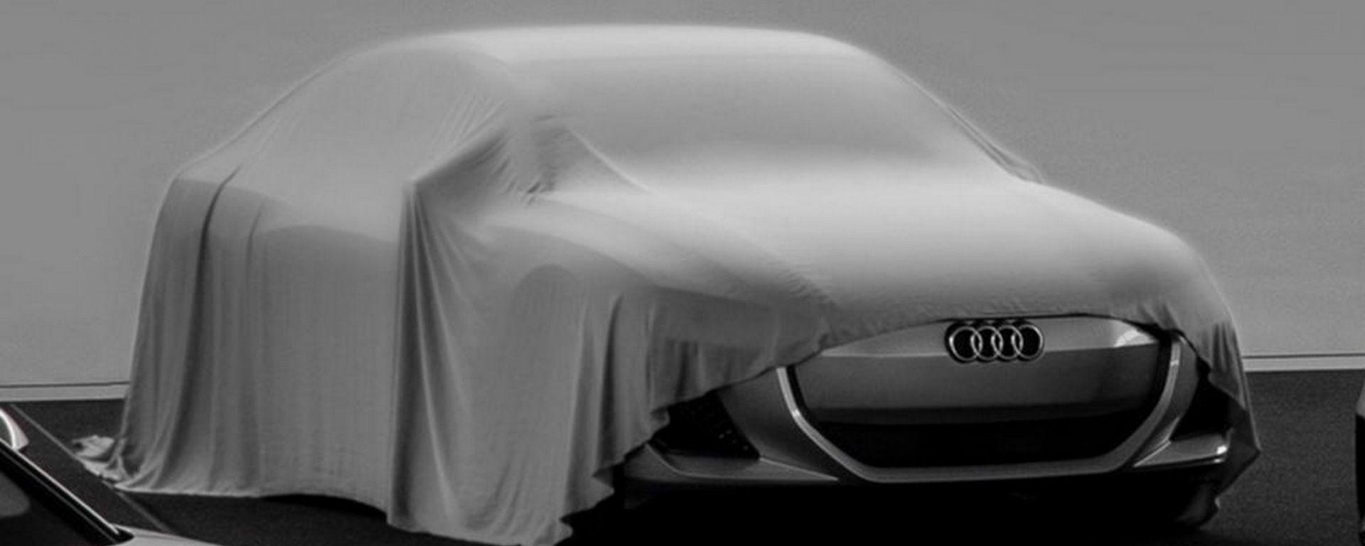 Audi concept car elettrica