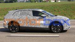 Audi Concept Shanghai: visto di lato