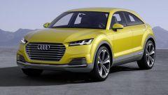 Audi concept TT offroad