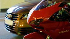 Ducati non è più in vendita. Conferma ufficiale dall'ad Audi Stadler