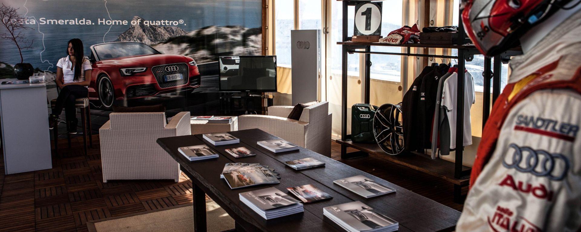 Audi è di nuovo partner dello Yacht Club Costa Smeralda