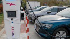 Audi e Ionity per tariffe più agevolate