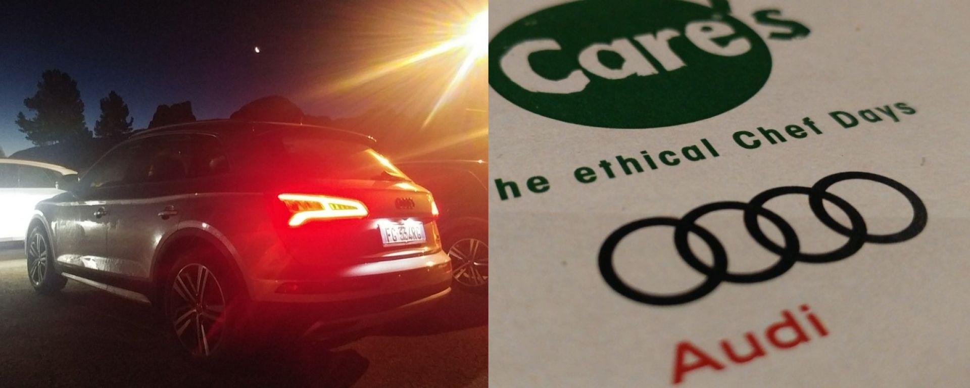 Audi è partner di Care's per la seconda edizione