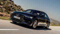 Audi e sistemi adattivi per la guida: la A6 sfrutta la tecnologia per comfort e piacere di guida