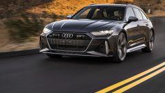 Audi e sistemi adattivi per la guida: la RS6 Avant monta un sistema adattivo
