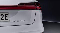 Audi e-tron 50 quattro, dettaglio del fanale posteriore