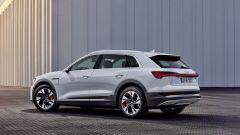 Audi e-tron 50 quattro: più potenza per il SUV elettrico