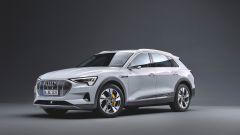 Audi e-tron 50 quattro: nuova entry level del SUV elettrico - Immagine: 10