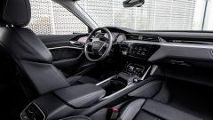 Audi e-tron 55 quattro, gli interni